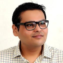 Nishant Shah headshot