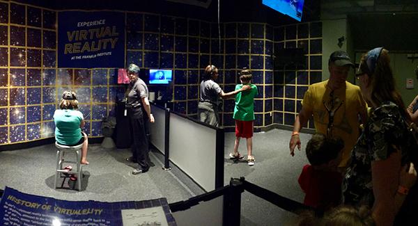 museum VR
