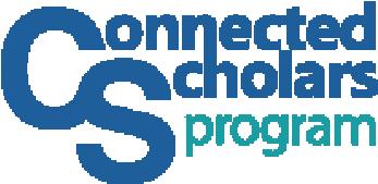 Connected Scholars Program
